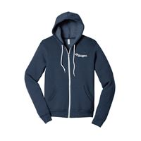 Picture of Full Zip Hoodie - Unisex - Navy